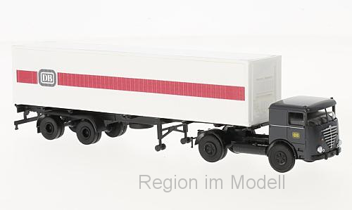 Büssing LS 11 Container 40 ft DB