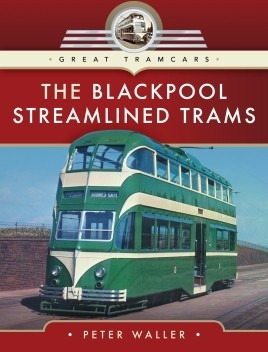 The Blackpool Streamlined Trams